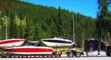 Ski Boat Transport