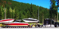 Ski Boat Transport
